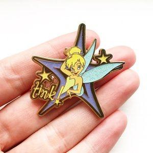Vintage Disney Tinkerbell (Tink!) lapel pin